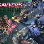 Ninja Saviors title sequence
