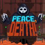 Peace, Death! title screen