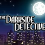 The Darkside Detective title sequence