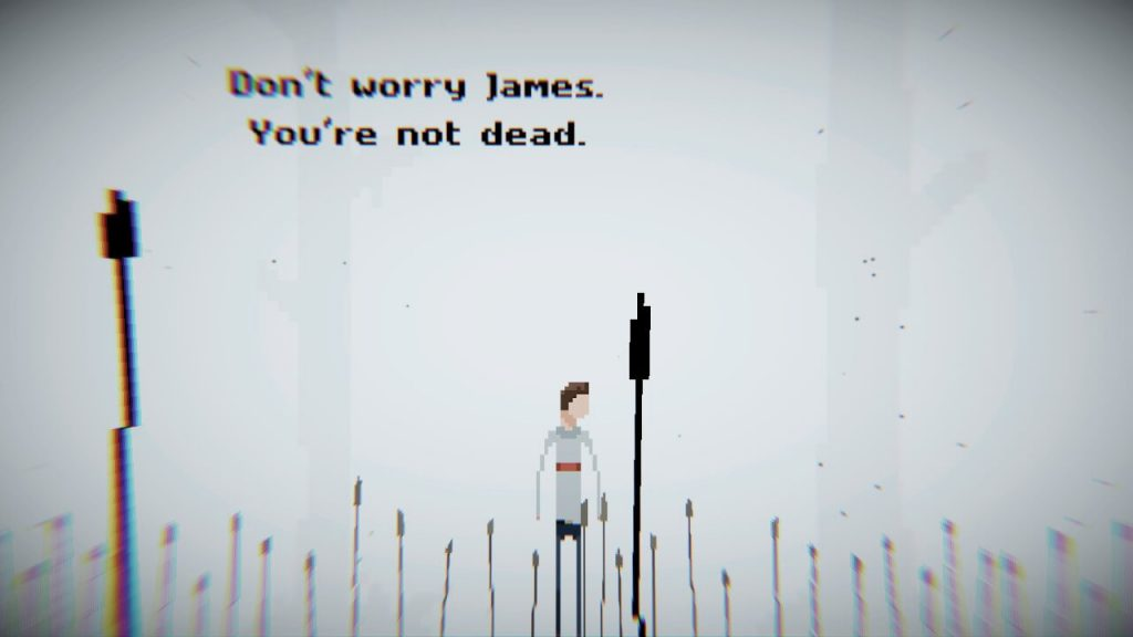 James enters a new realm