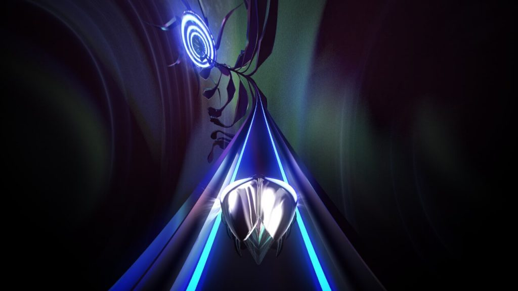 The bug you control in thumper, on a mission