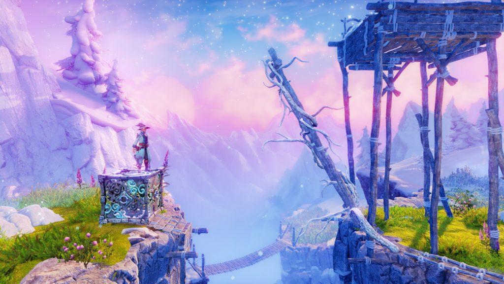 Trine 4 Snowy