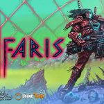 Valfaris title screen