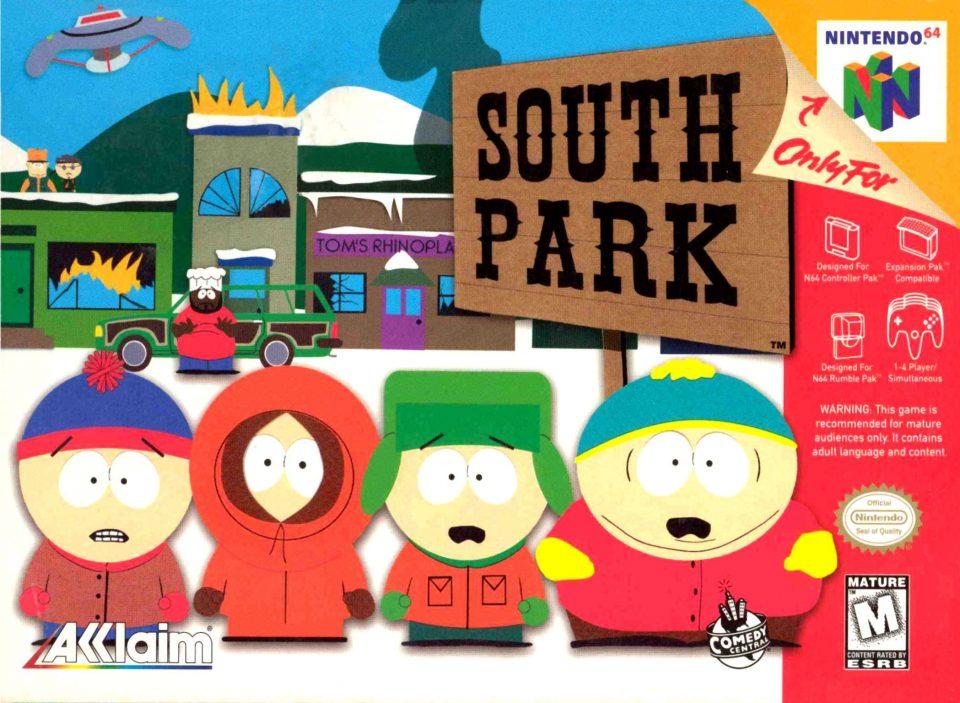 south park (n64)