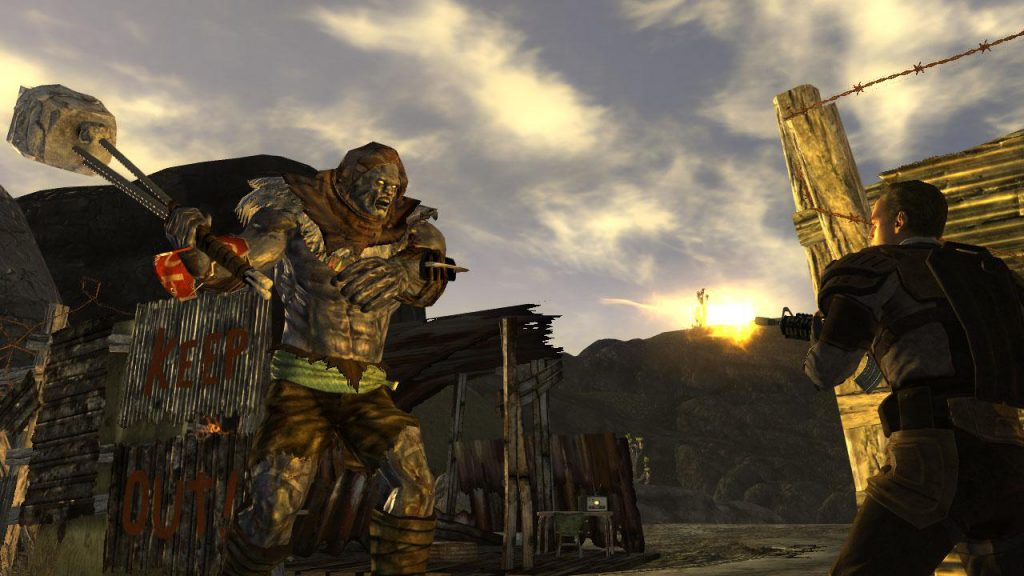 PlayStation Now - Fallout New Vegas