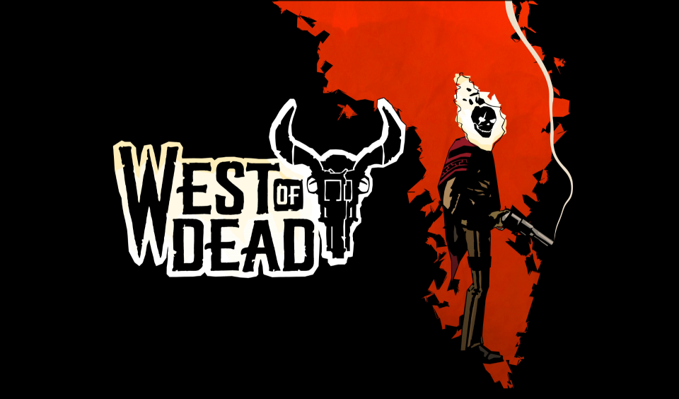 west of dead logo