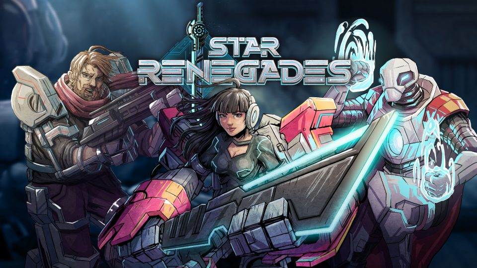 Star Renegades Banner
