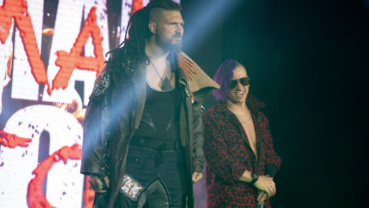 ace austin madman fulton impact wrestling