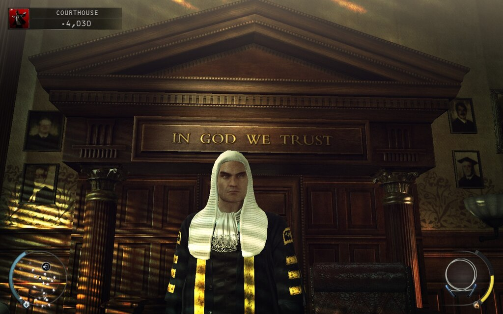 hitman absolution skurkys law