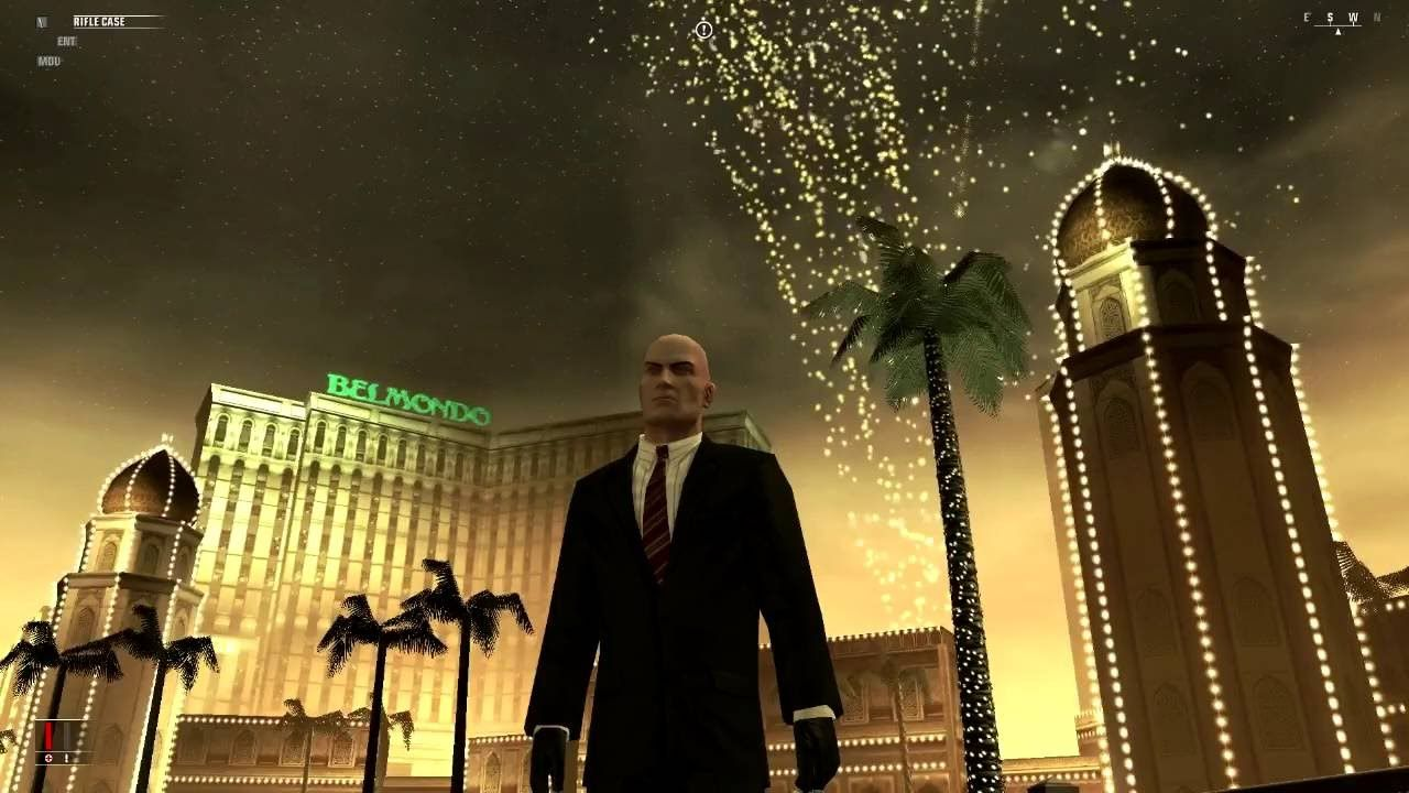 hitman blood money house of cards