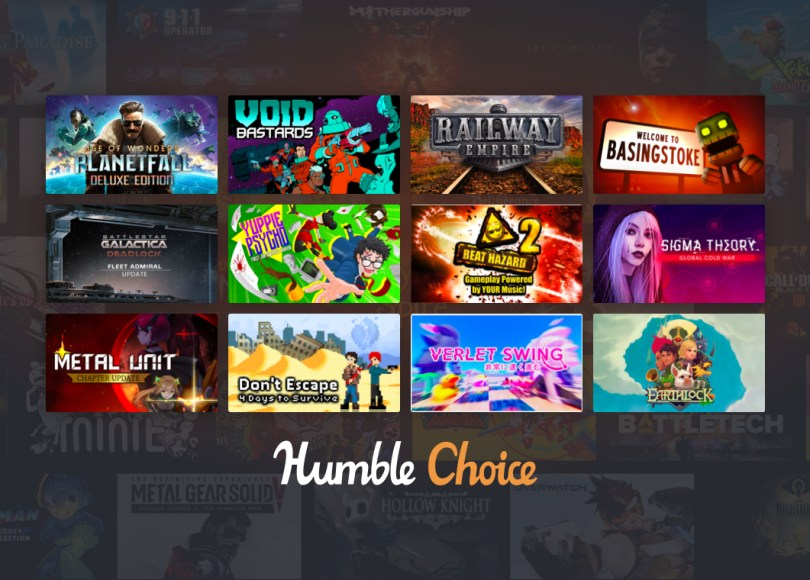 humble monthly july 2020