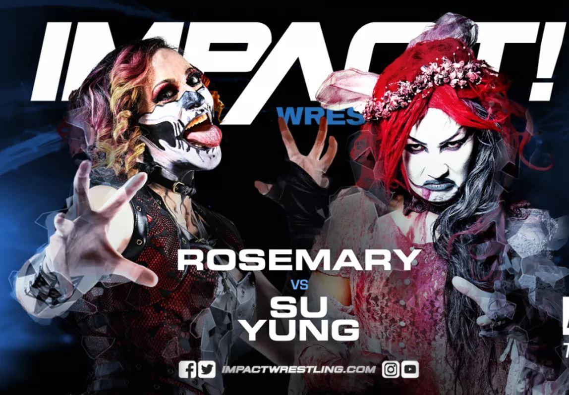 rosemary su yung impact wrestling
