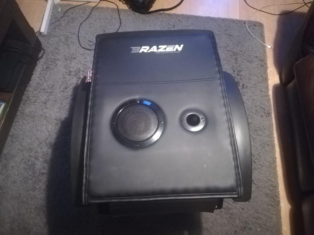 Brazen Stag - Speaker