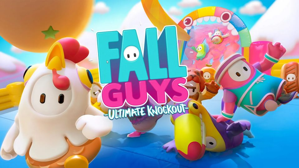 fall guys ultimate knockout banner