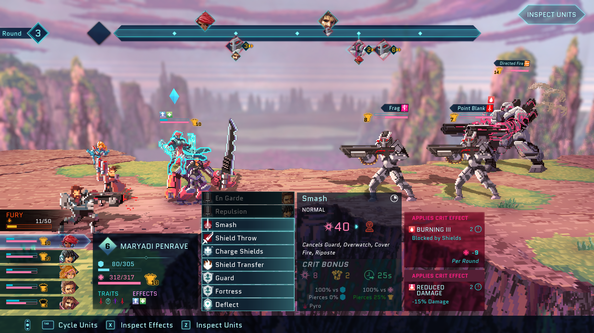 star renegades combat screen