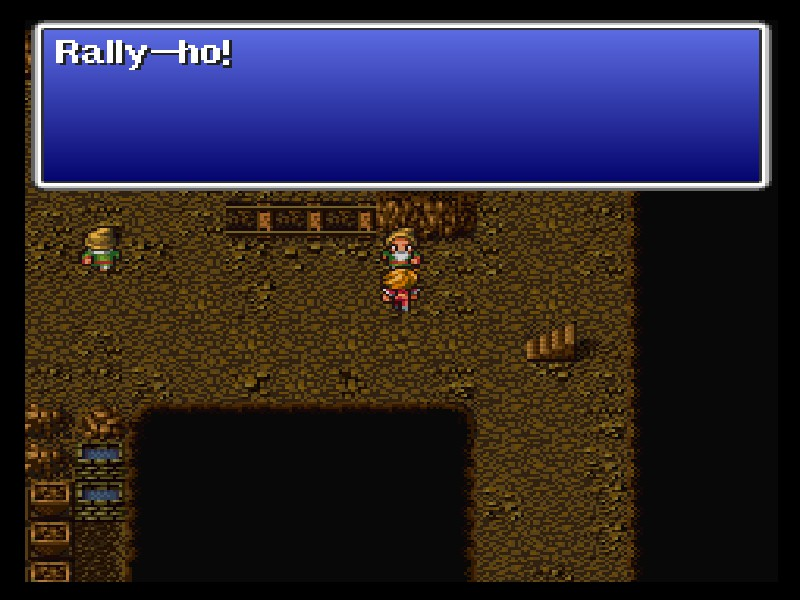 final fantasy i rally-ho