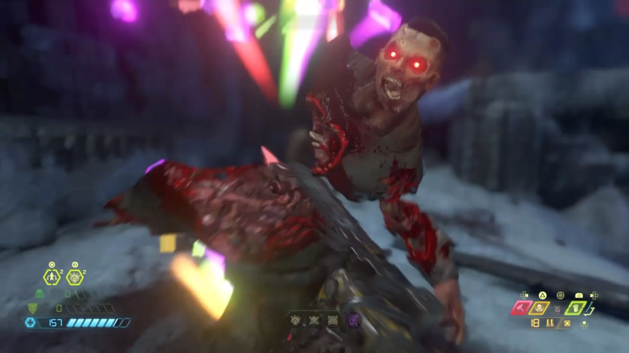 Doom Eternal: The Ancient Gods DLC Review