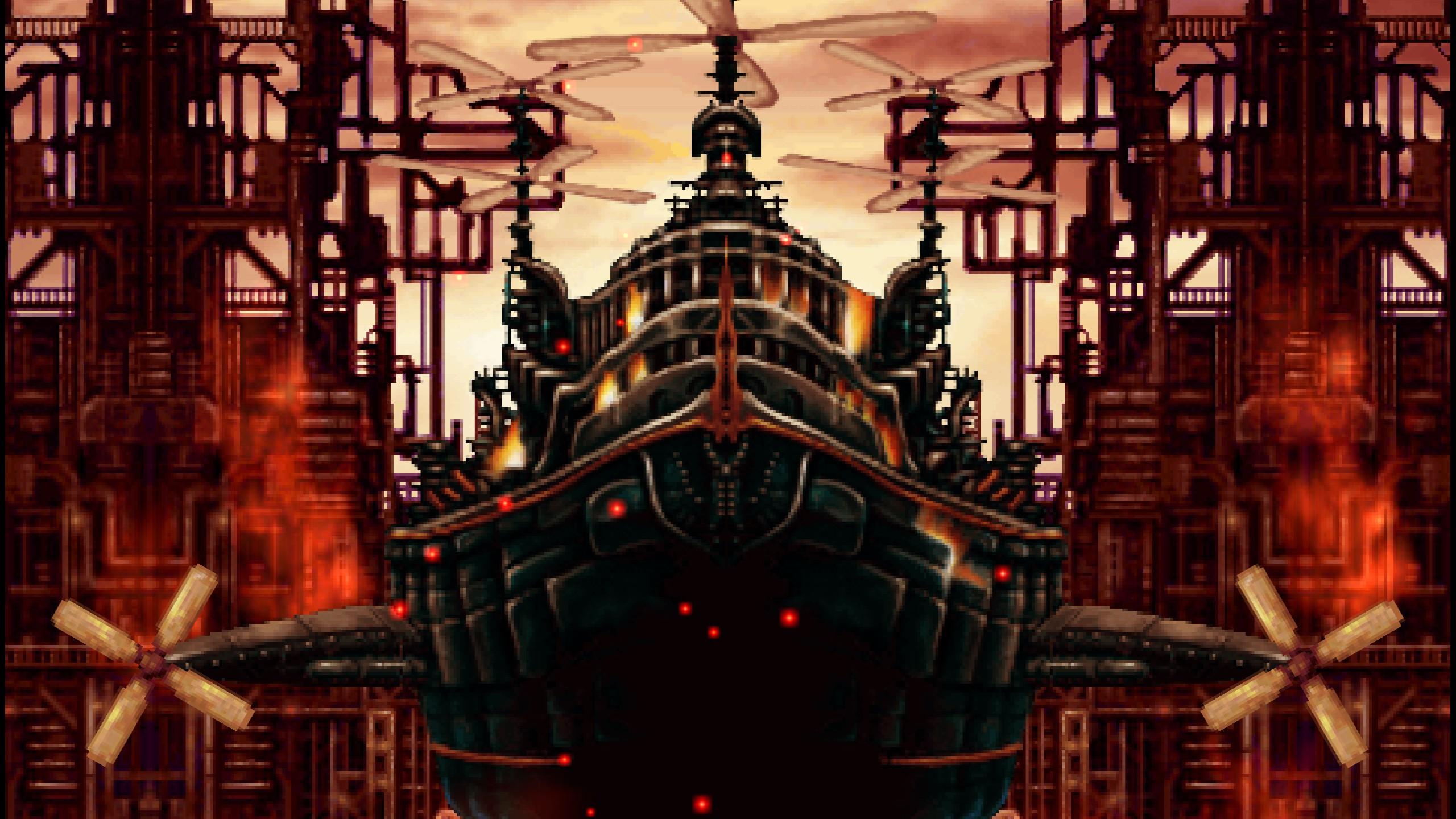 final fantasy ii airship