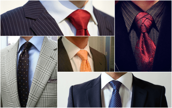 Necktie Knots for All Occasions