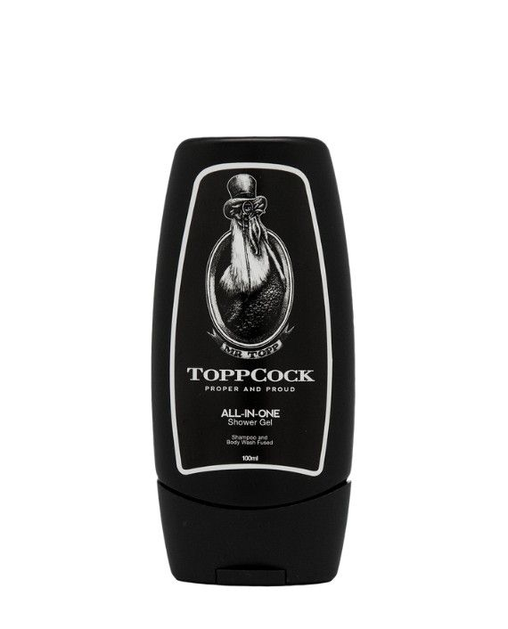 Classic ToppCock All-In-One Shower Gel
