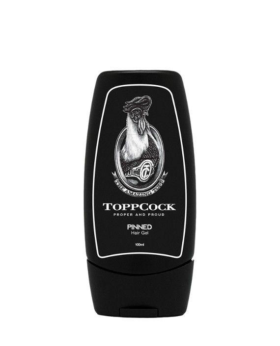 Classic ToppCock Pinned Hair Gel