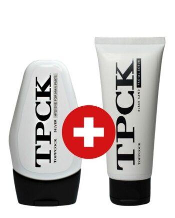 TPCK ToppCock Silver Facial Scrub