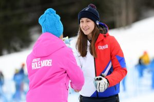 Photo - Caitlin McFarlane - Lausanne Youth Winter Olympic Games 2020