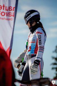 Photo - Caitlin McFarlane - Championnat de France 2021