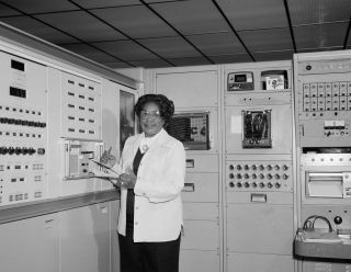 """Mary Jackson was one of the """"human computers"""" portrayed in the film """"Hidden Figures."""""""