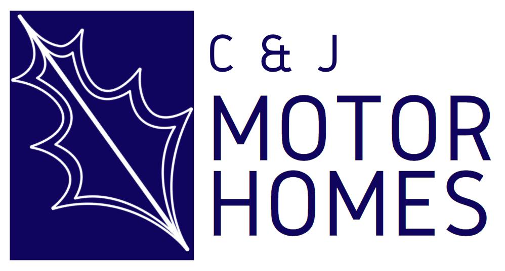 c and j motorhomes logo