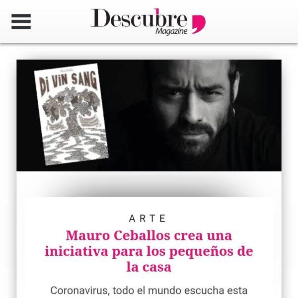 Descubre Webzine