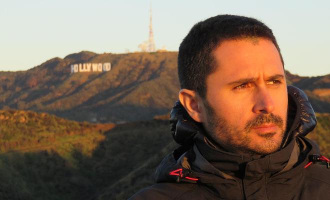 Portrait de Julien Peron