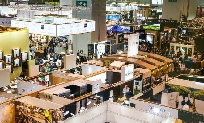 Vinexpo à Hong Kong