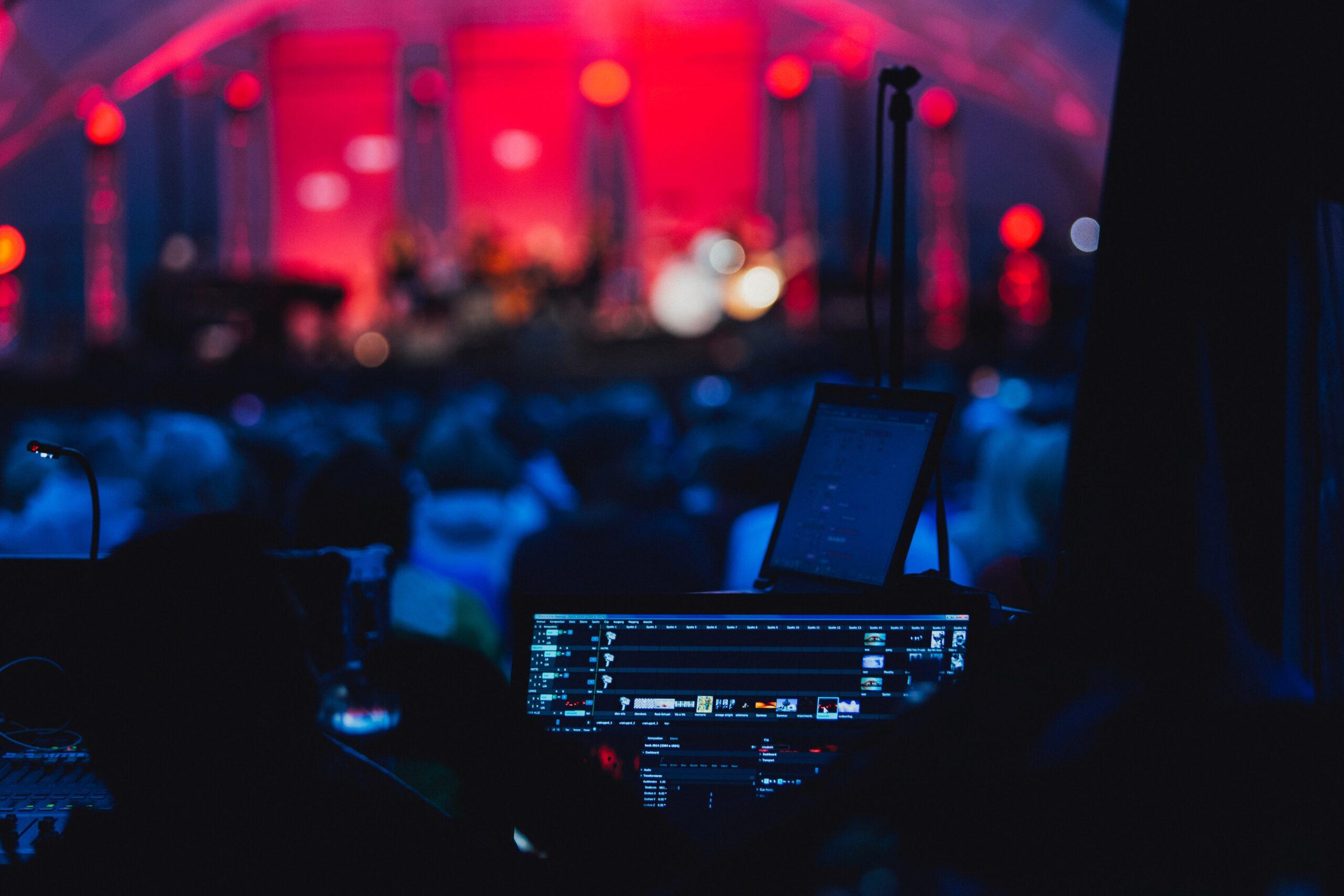 Photo d'un concert