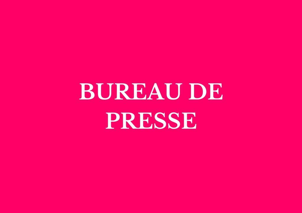 Bureau de Presse - DMP Agence