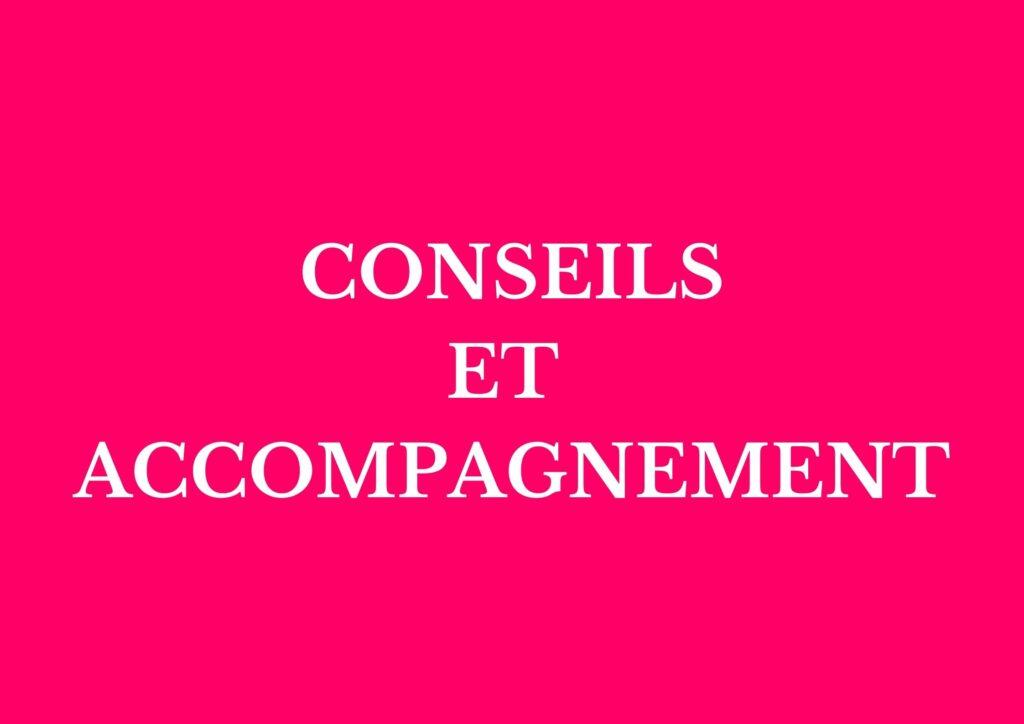 Conseils - DMP Agence