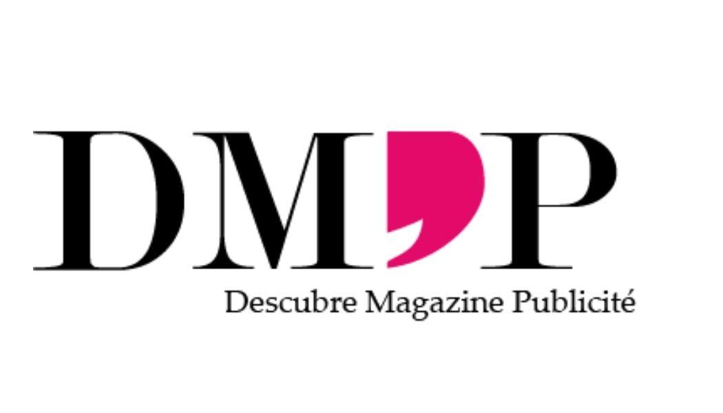 Logotype Agence DMP - Bordeaux
