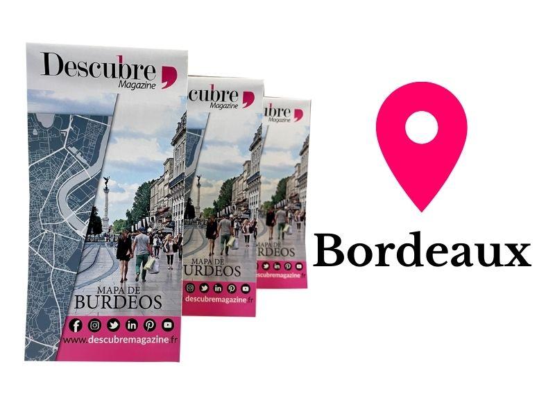 Plan de Bordeaux - DMP Agence