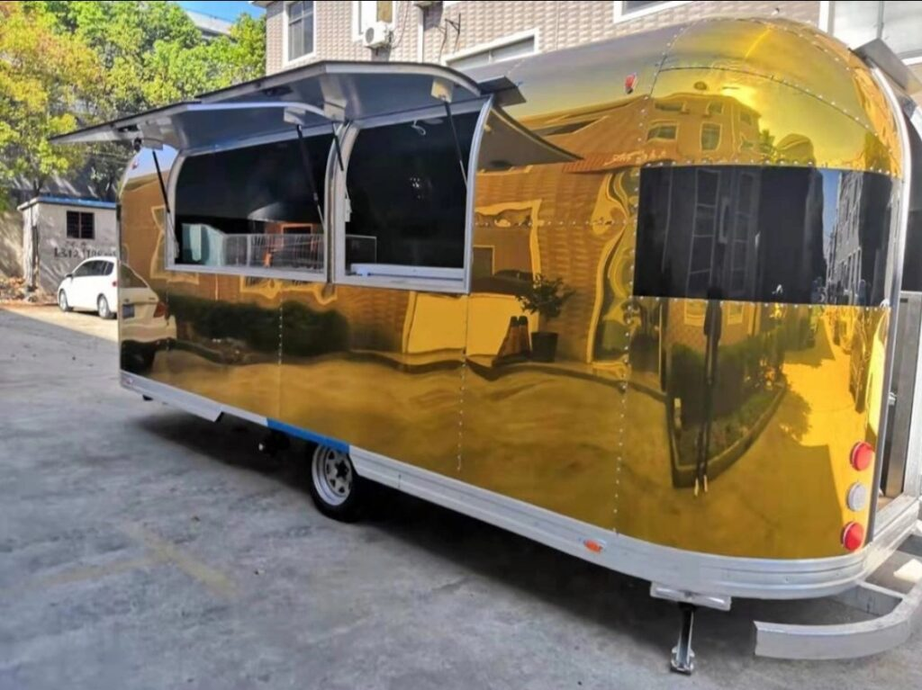limited edition golden trailer