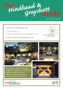 Magazine Advertising Surrey Editions