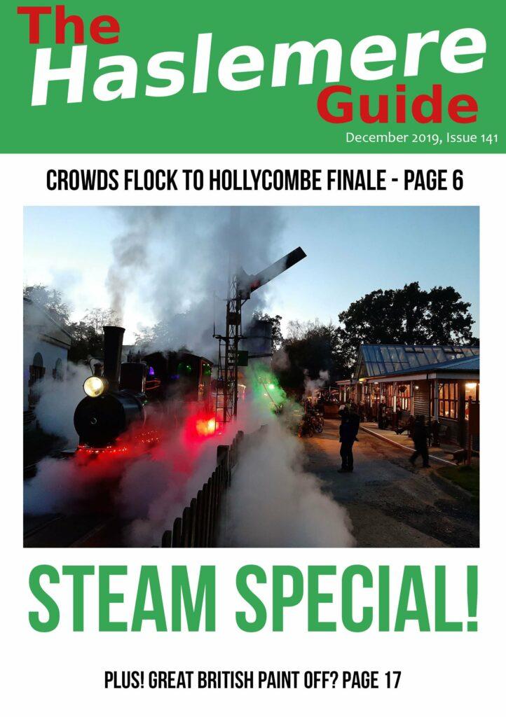 December edition online!