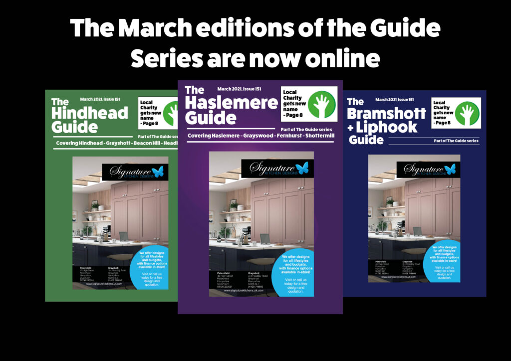 March Editions now live!