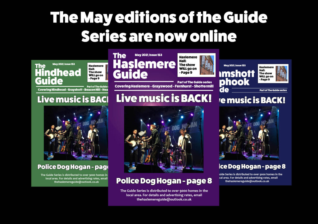 May 2021 editions now live