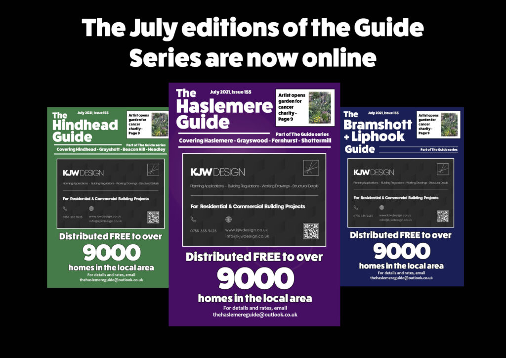 July editions online!