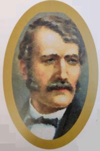 Dr Livingston portrait