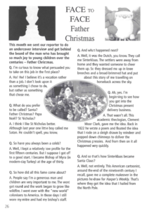 Face to face father Christmas page 1