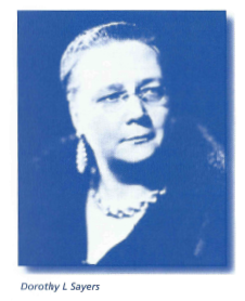 Dorothy Sayers portrait