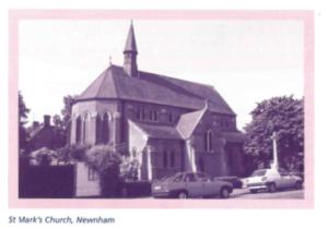 St Marks Church, Newnham