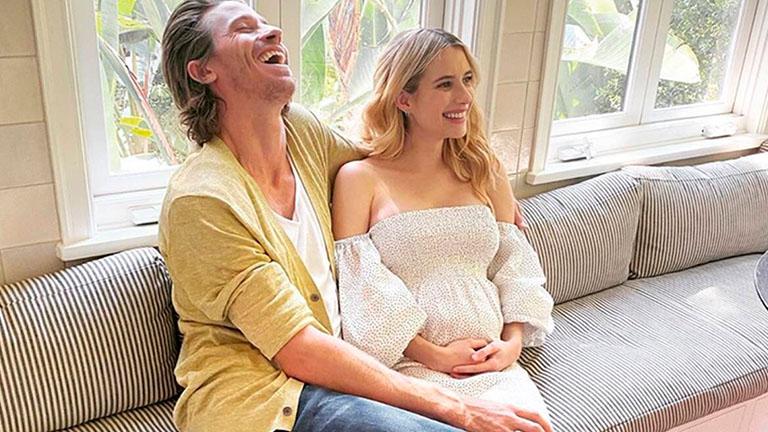 Garret Hedlund y Emma Roberts