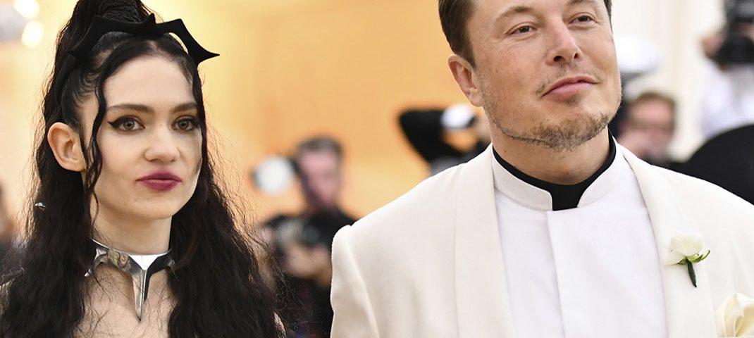 Grimes y Elon Musk